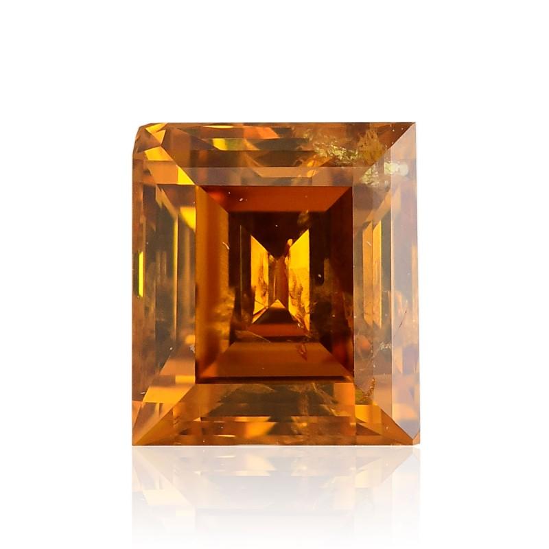 Fancy Deep Yellow Orange Diamond