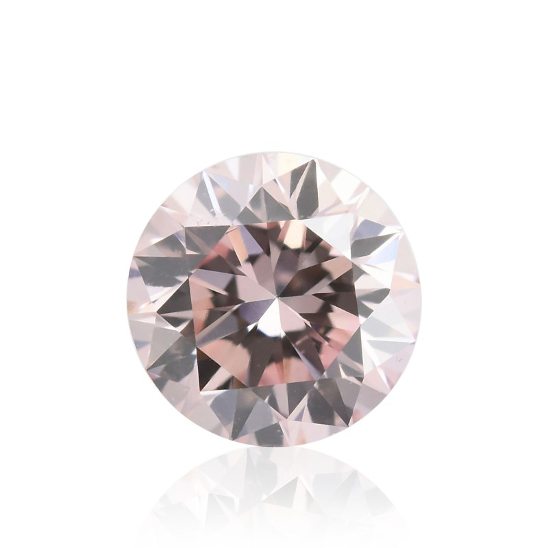 Fancy Light Brownish Pink Diamond