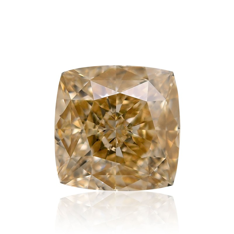 Fancy Brown Yellow Diamond