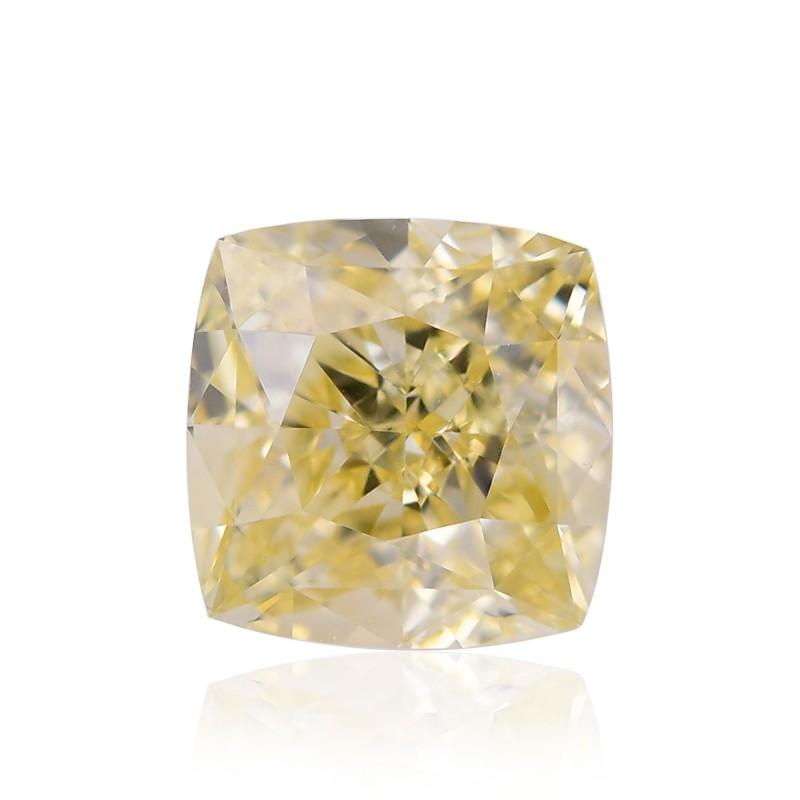Fancy Light Brownish Yellow Diamond