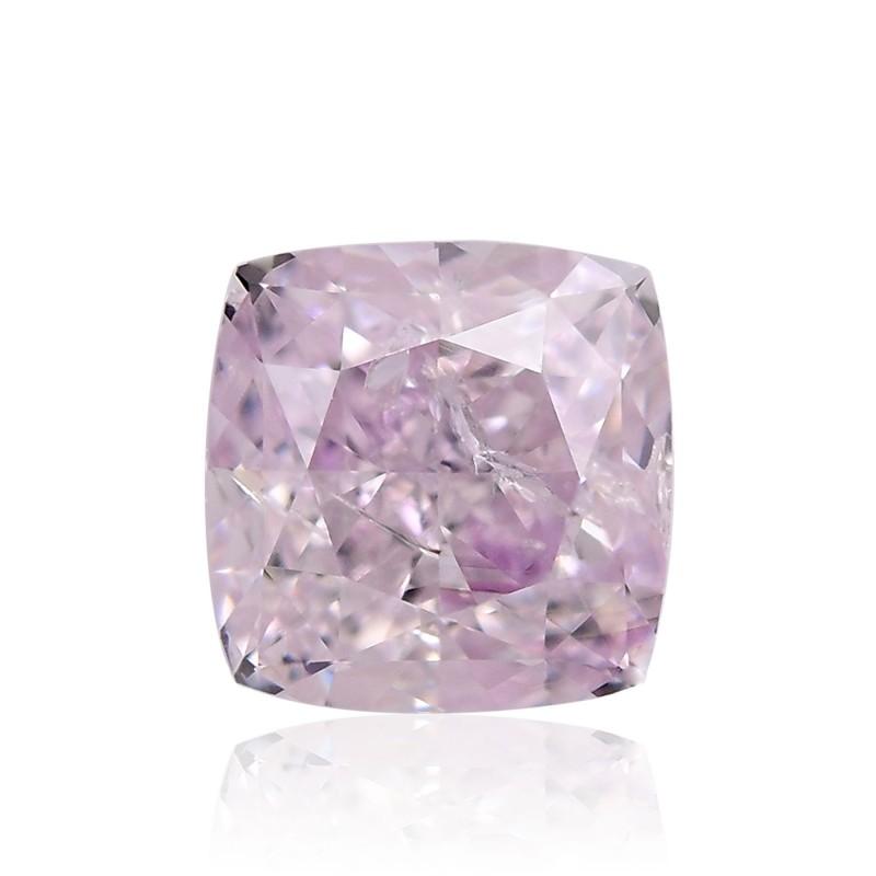 Fancy Light Purplish Pink Diamond