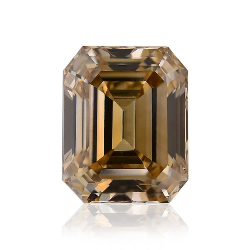 Champagne Emerald Diamond