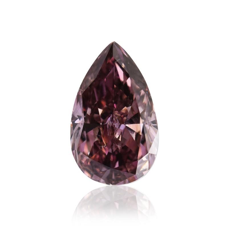 Fancy Dark Brown Pink Diamond