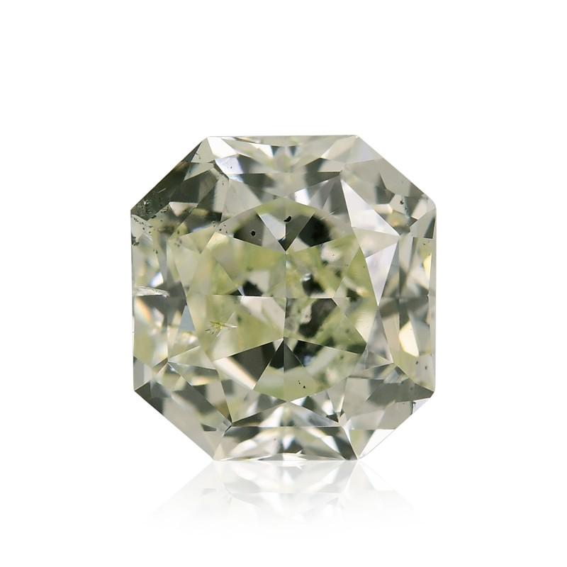 Fancy Light Yellow Green Diamond