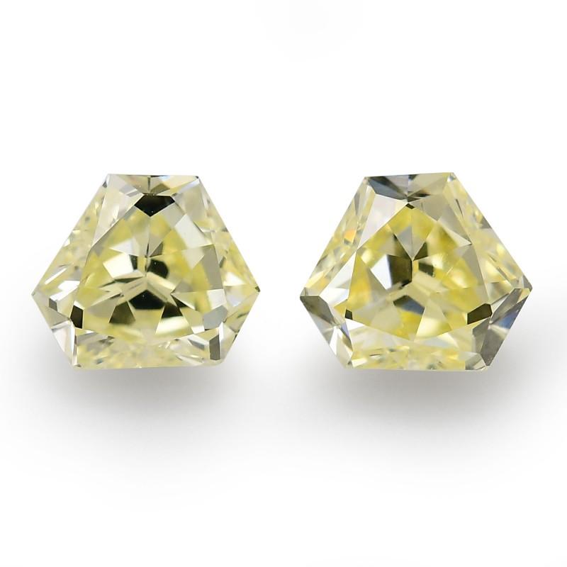 Yellow Shield Diamond