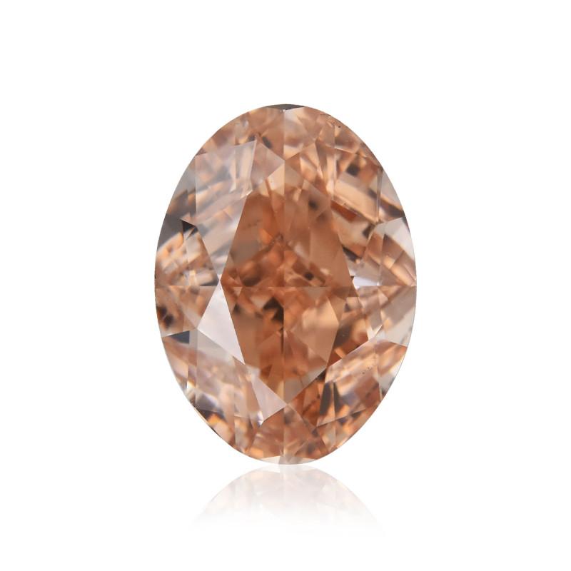 Fancy Pinkish Orange Diamond