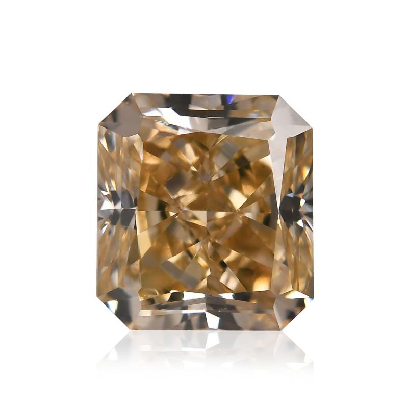 Fancy Light Brown Yellow Diamond