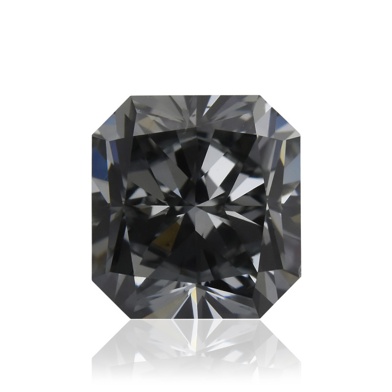 Fancy Blue Gray Diamond