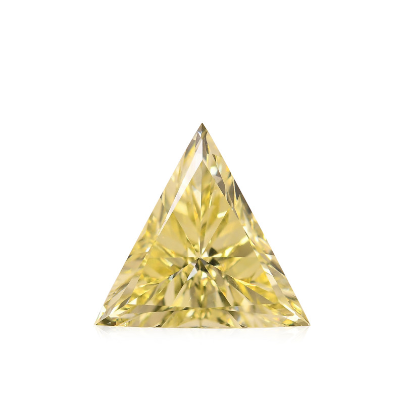 Yellow Triangle Diamond