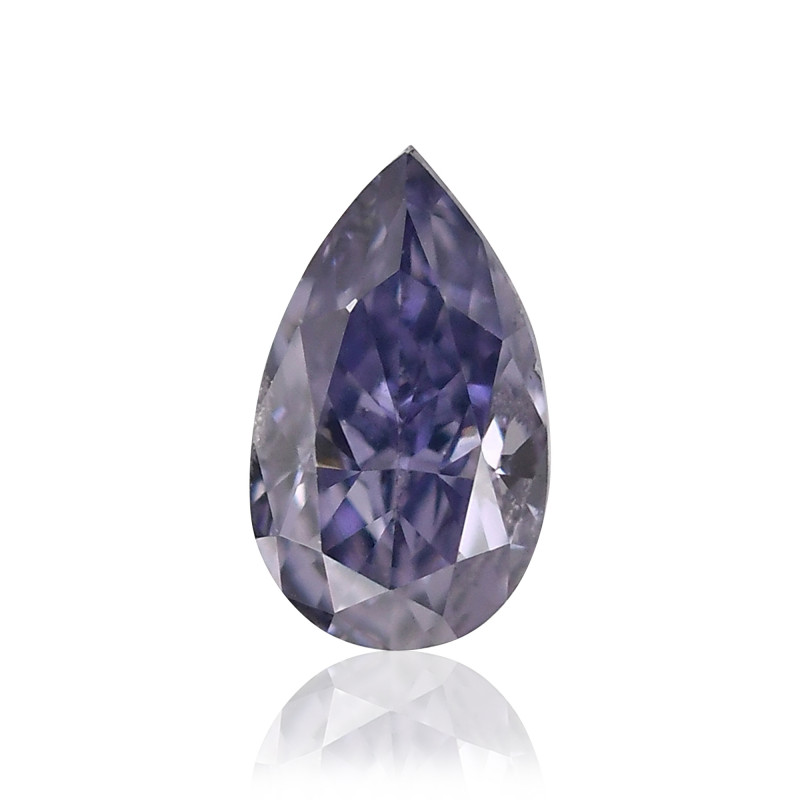 Fancy Gray Violet Diamond