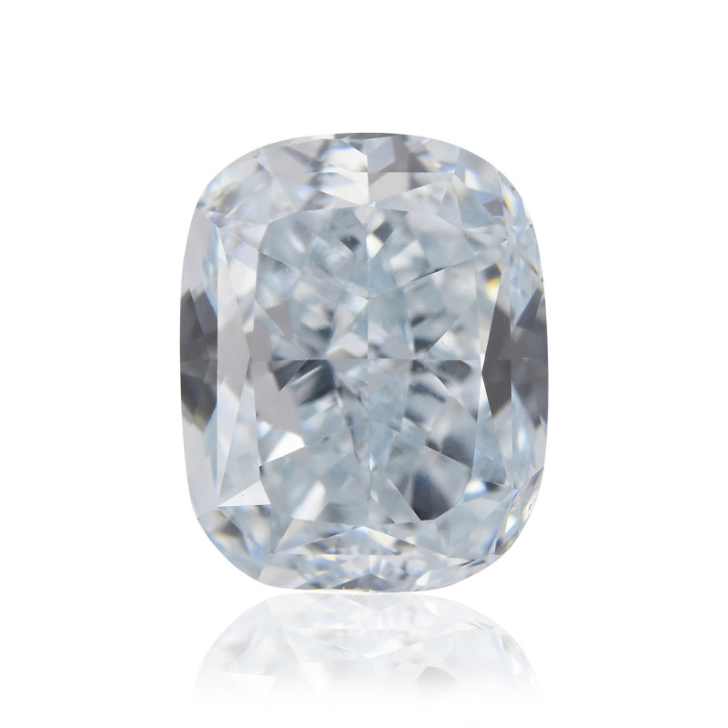 Fancy Greenish Blue Diamond
