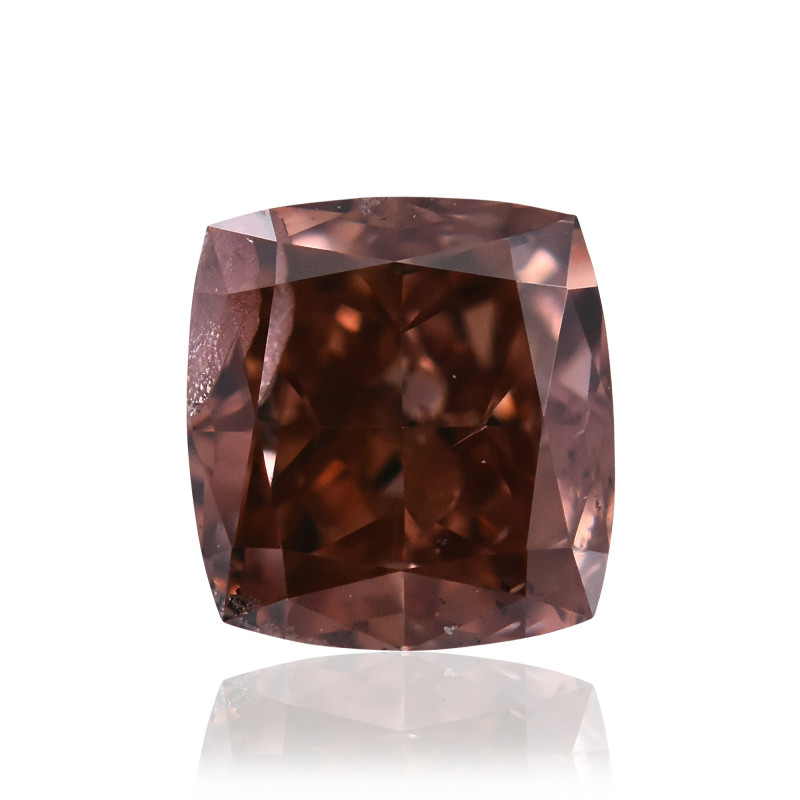 Fancy Deep Brown Pink Diamond