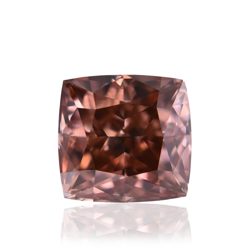 Fancy Deep Brown Pink Diamond