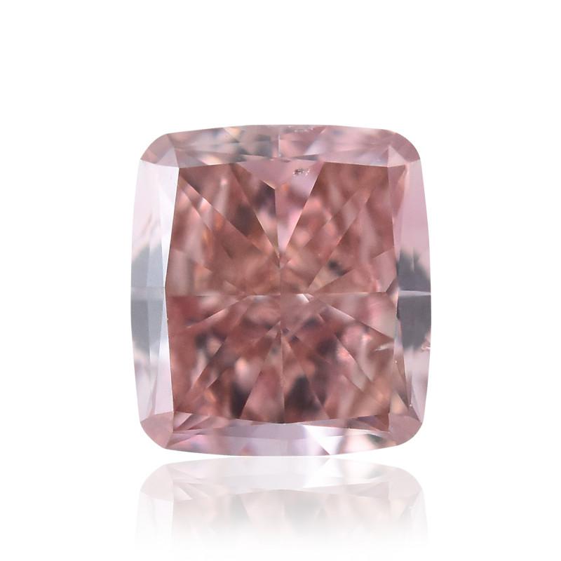 Fancy Orangy Pink Diamond