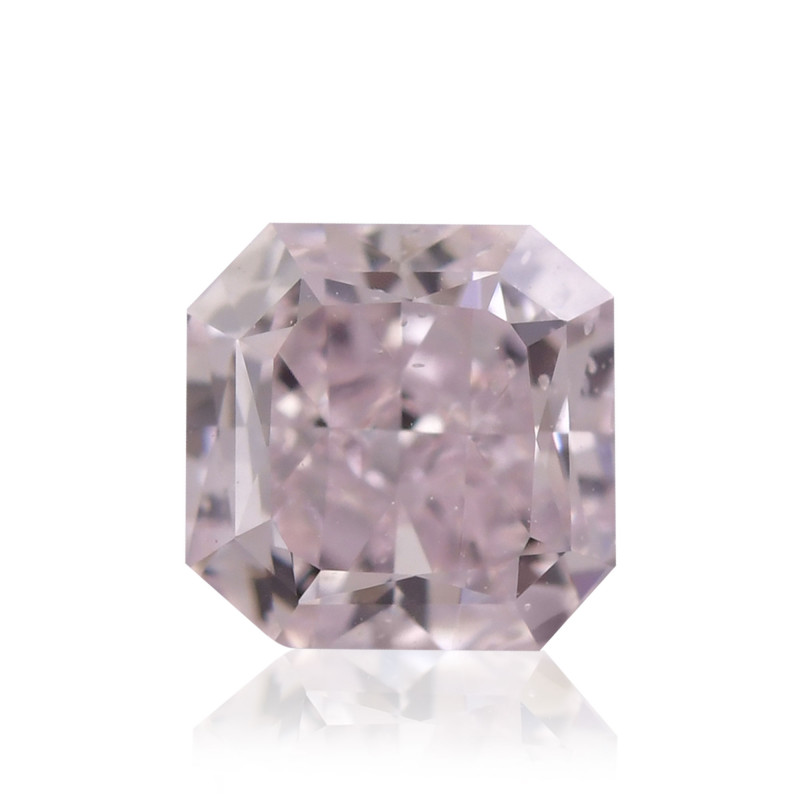 Faint Pink Diamond