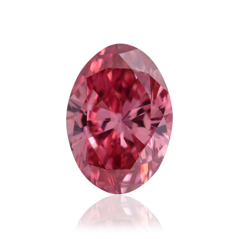 Fancy Deep Purplish Pink Diamond