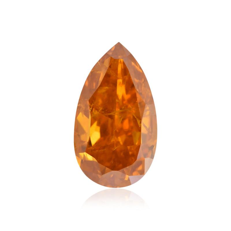 Fancy Deep Yellowish Orange Diamond