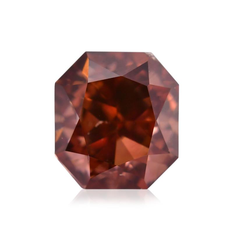Fancy Dark Pink Champagne Diamond