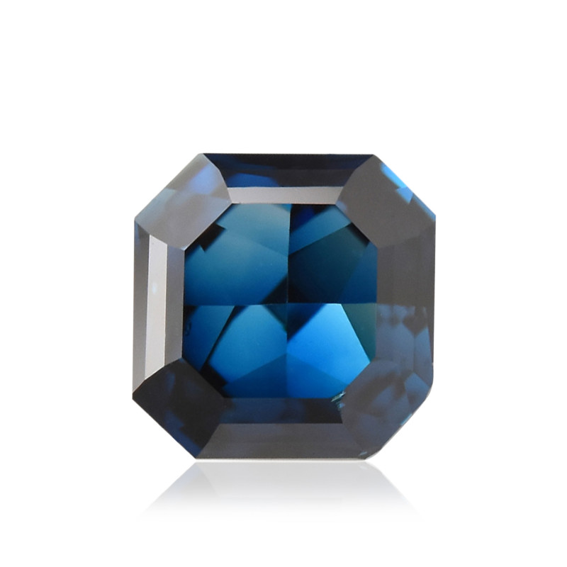 Fancy Deep Greenish Blue Diamond
