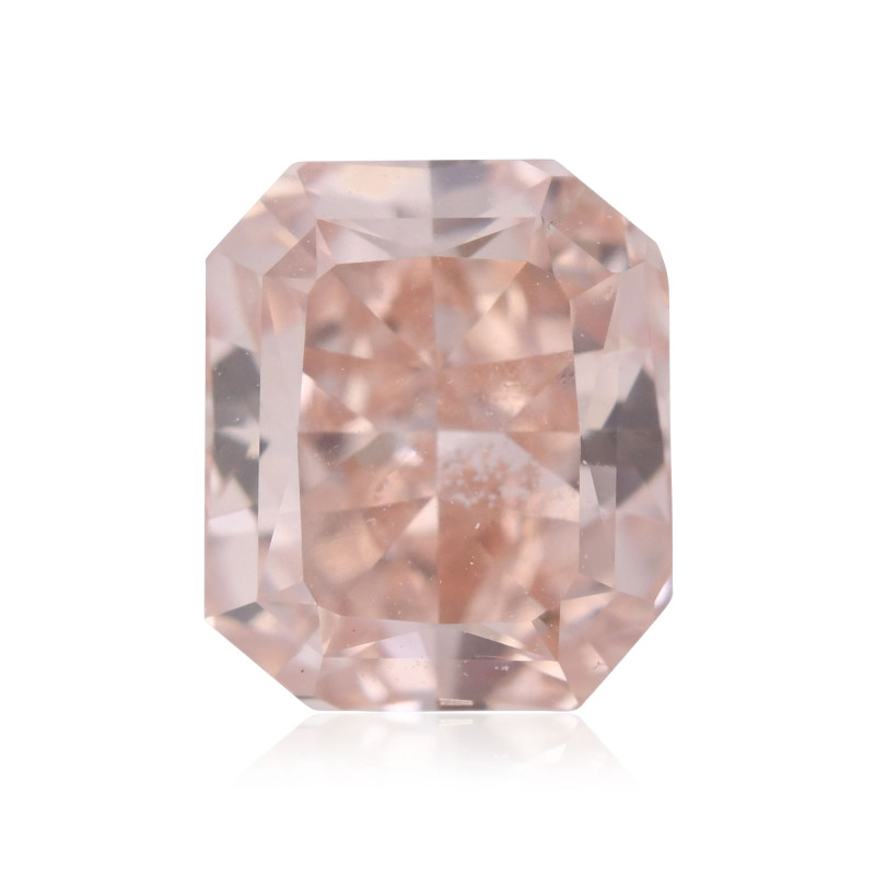 Fancy Brownish Orangy Pink Diamond