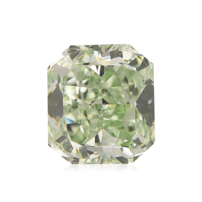 Fancy Intense Green Diamond
