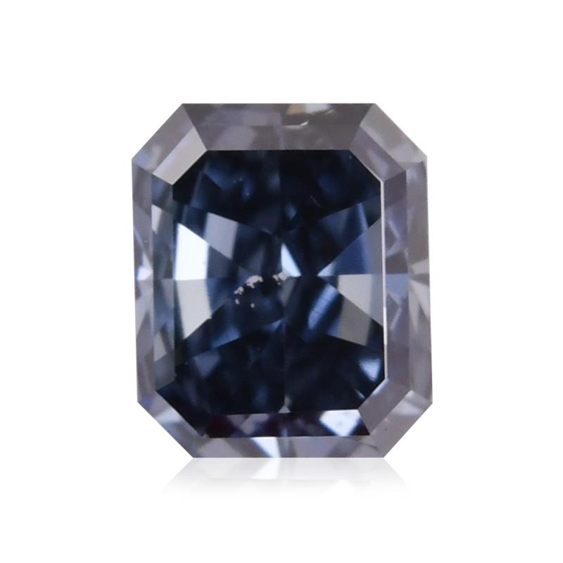 Fancy Deep Grayish Blue Diamond