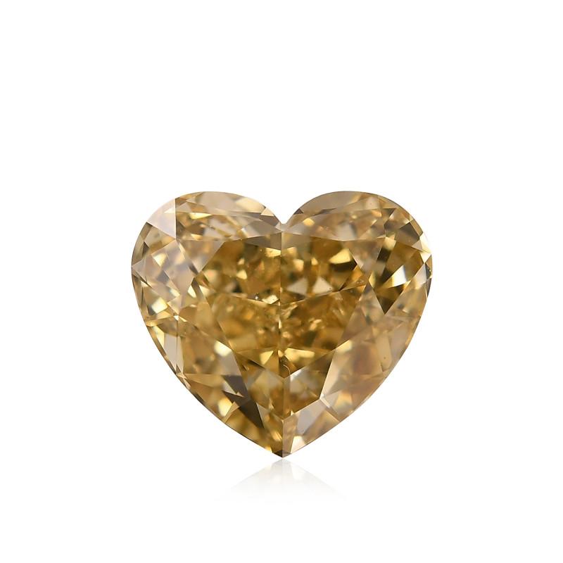 Yellow Heart Diamond