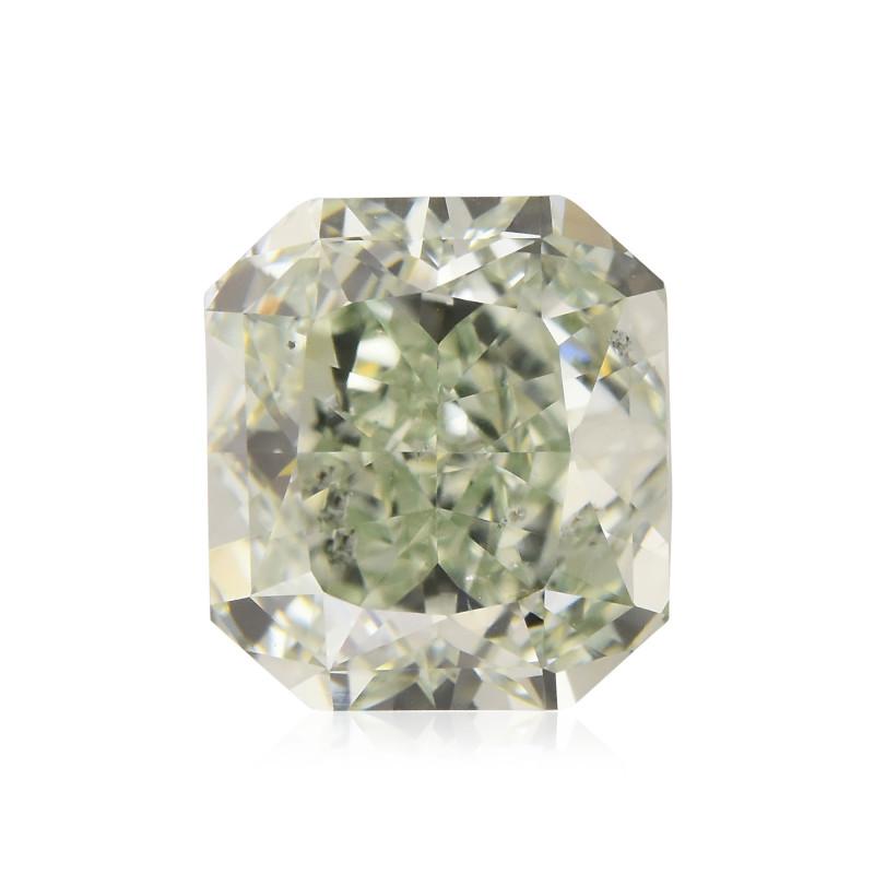 Fancy Intense Bluish Green Diamond