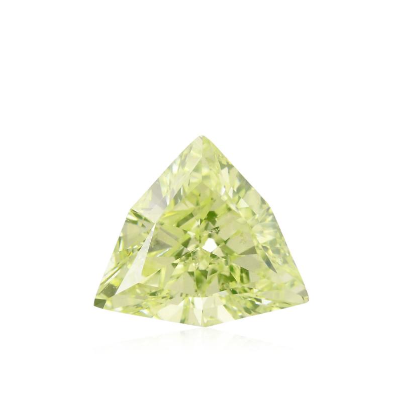 Fancy Yellow Green Diamond