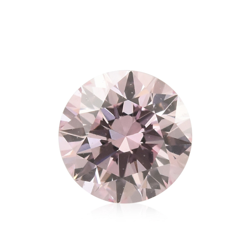 Fancy Light Purple Pink Diamond