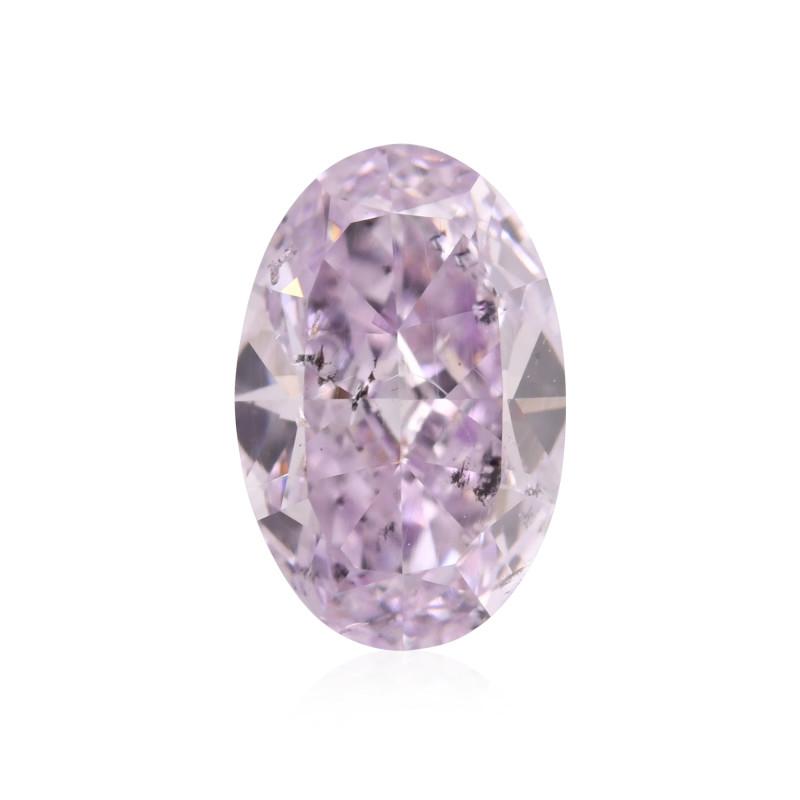 Fancy Pinkish Purple Diamond