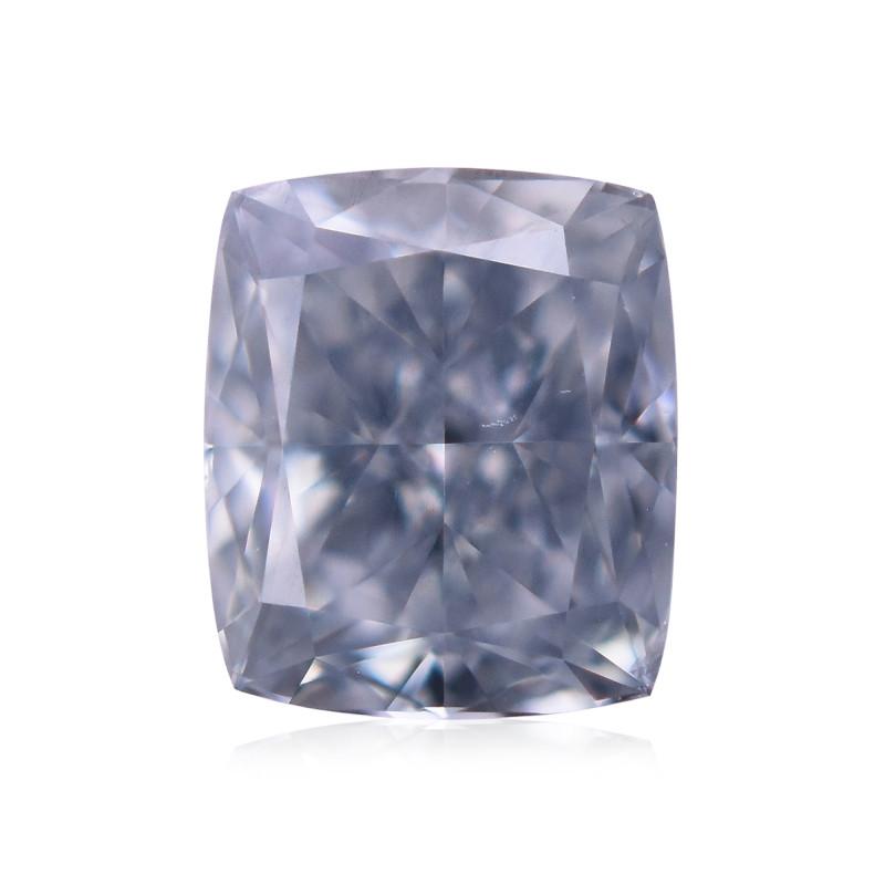 Fancy Gray Blue Diamond