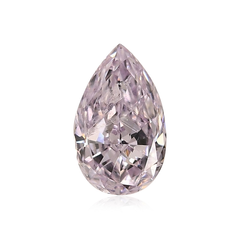 Purple Pear Diamond