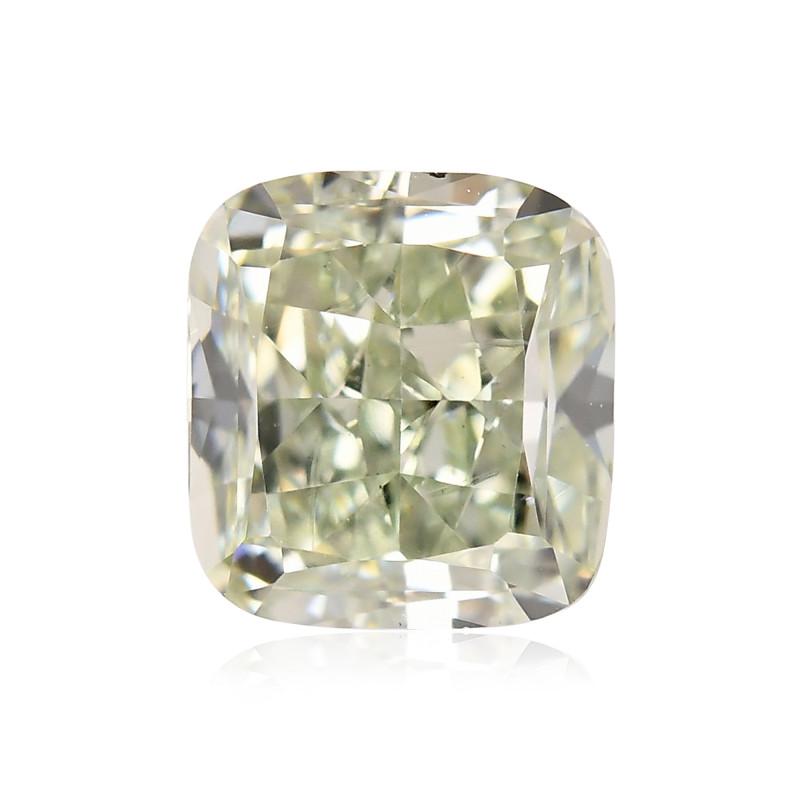 Fancy Intense Yellowish Green Diamond