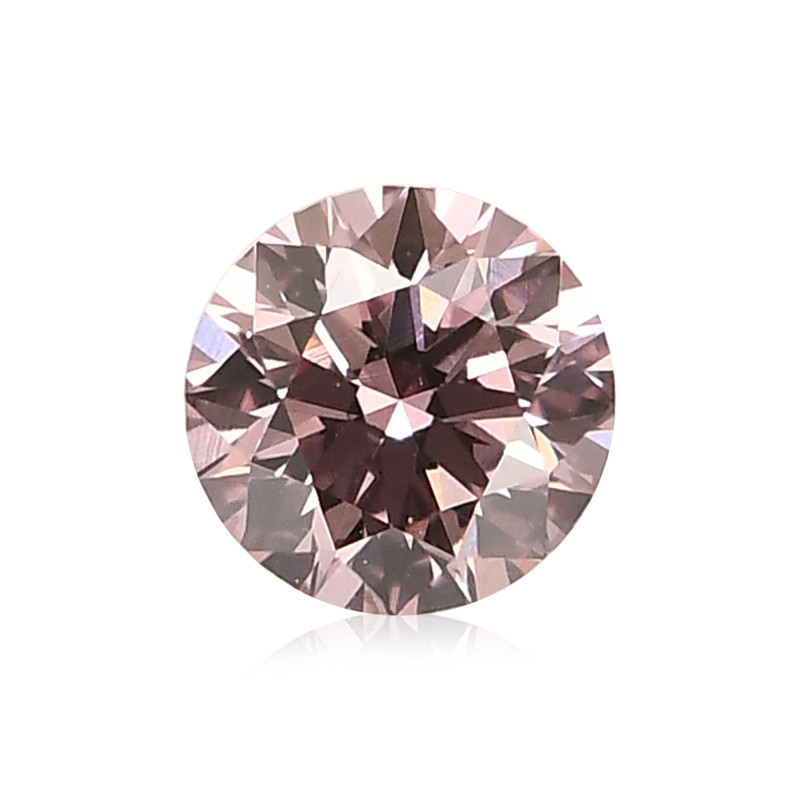 Pink Round Diamond