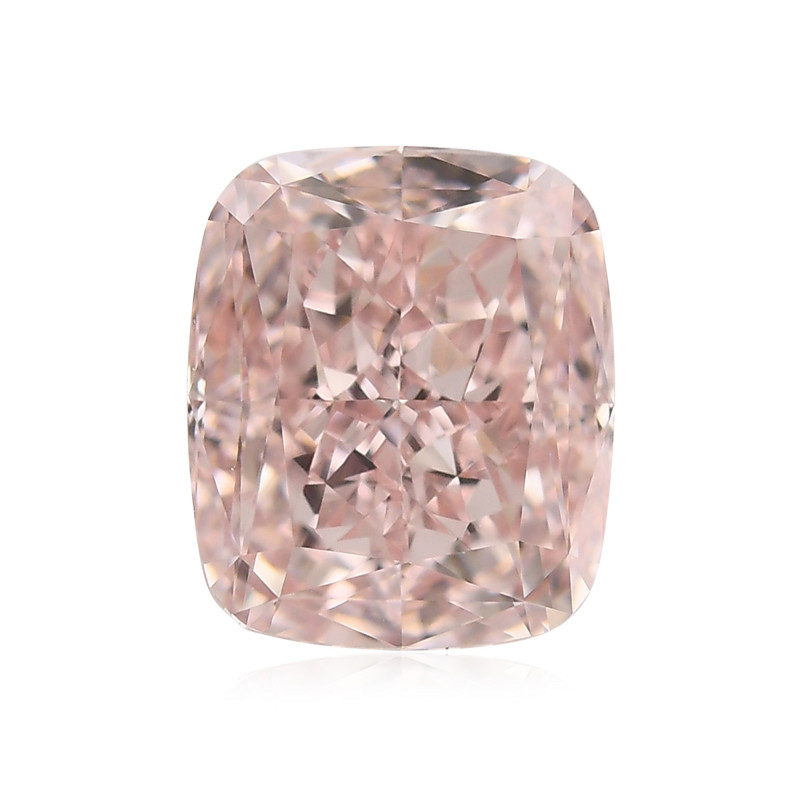 Pink Cushion Diamond