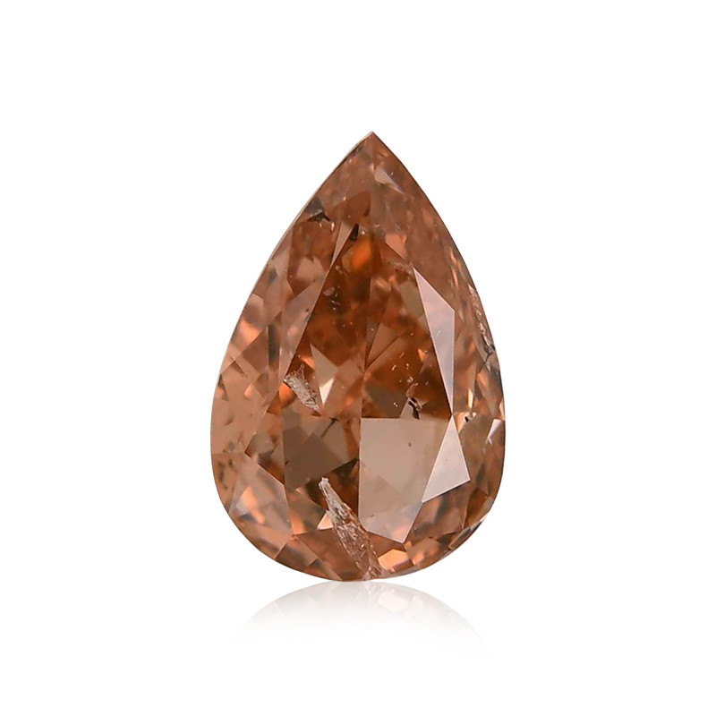 Fancy Brownish Orange Diamond