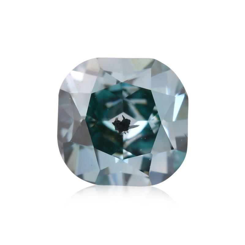 Fancy Deep Green Blue Diamond