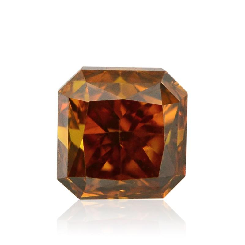 Orange Radiant Diamond