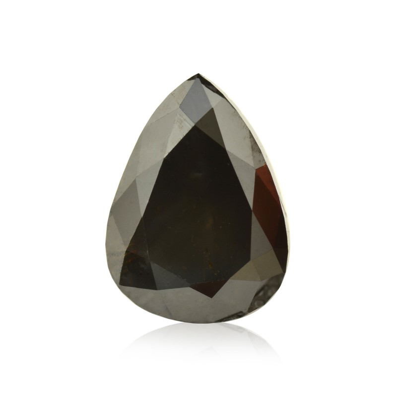 Black Pear Diamond