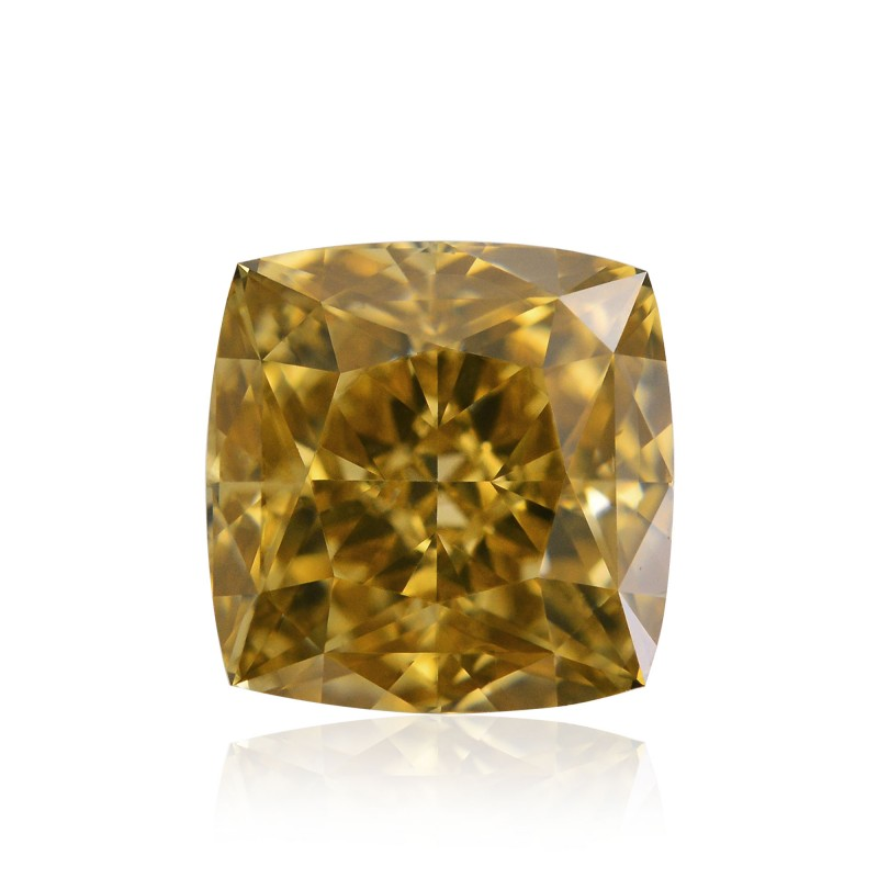 Fancy Brown Yellow Diamond
