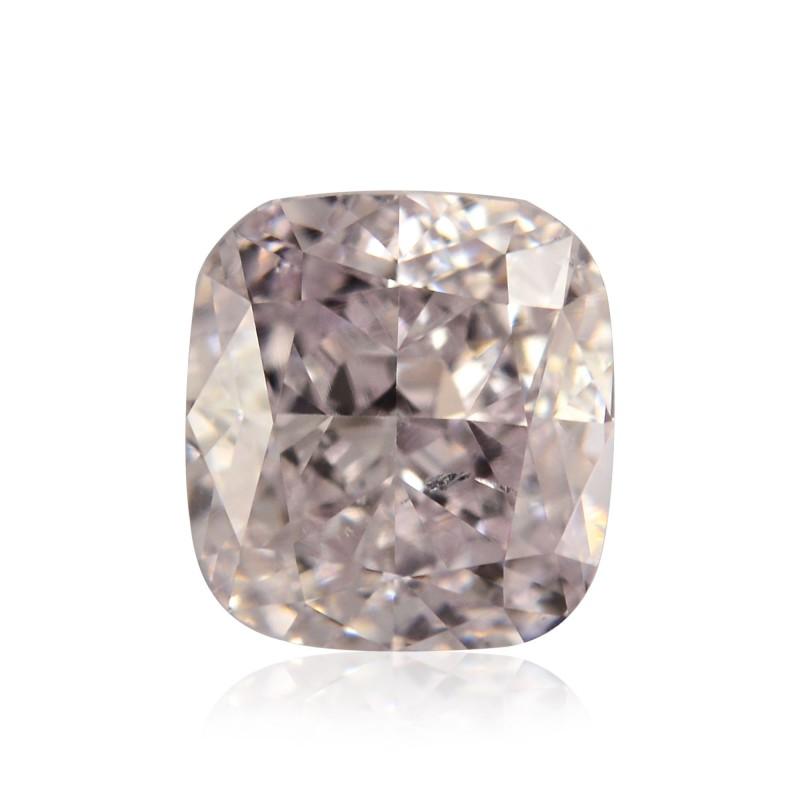 Pink Cushion Diamond