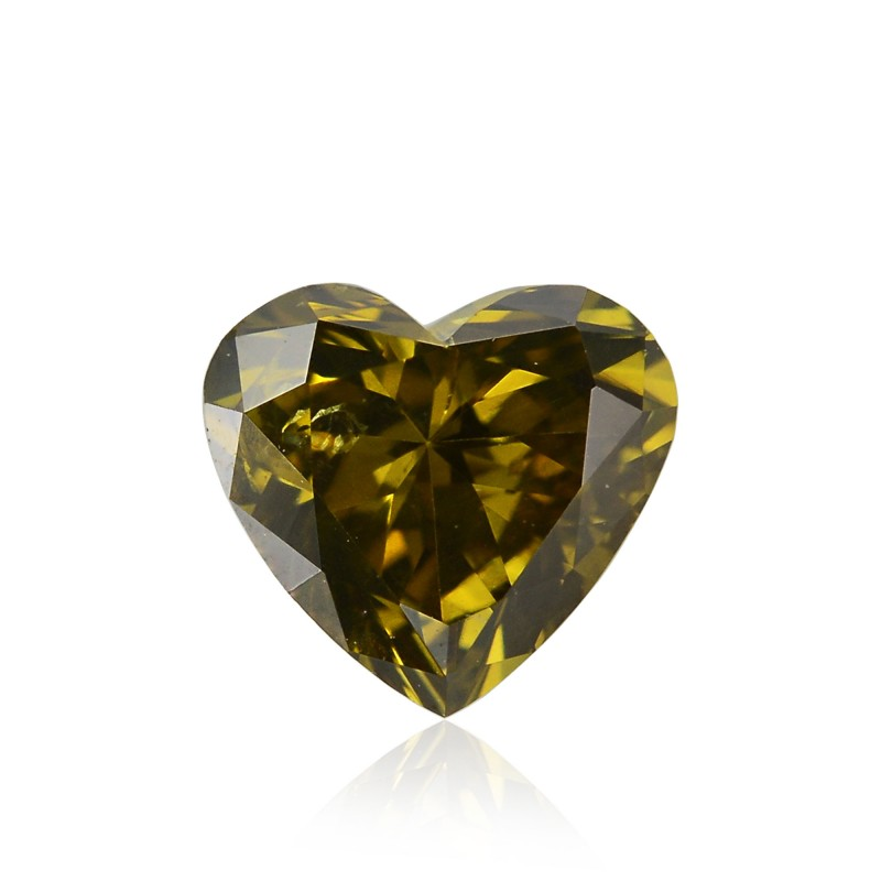 Yellow Heart Diamond