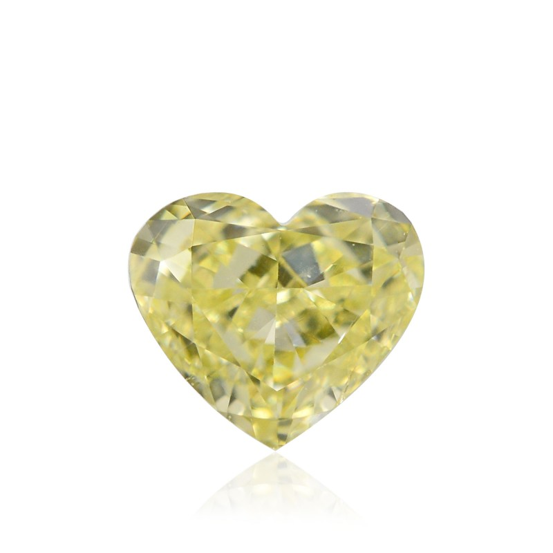 Fancy Light Yellow Diamond
