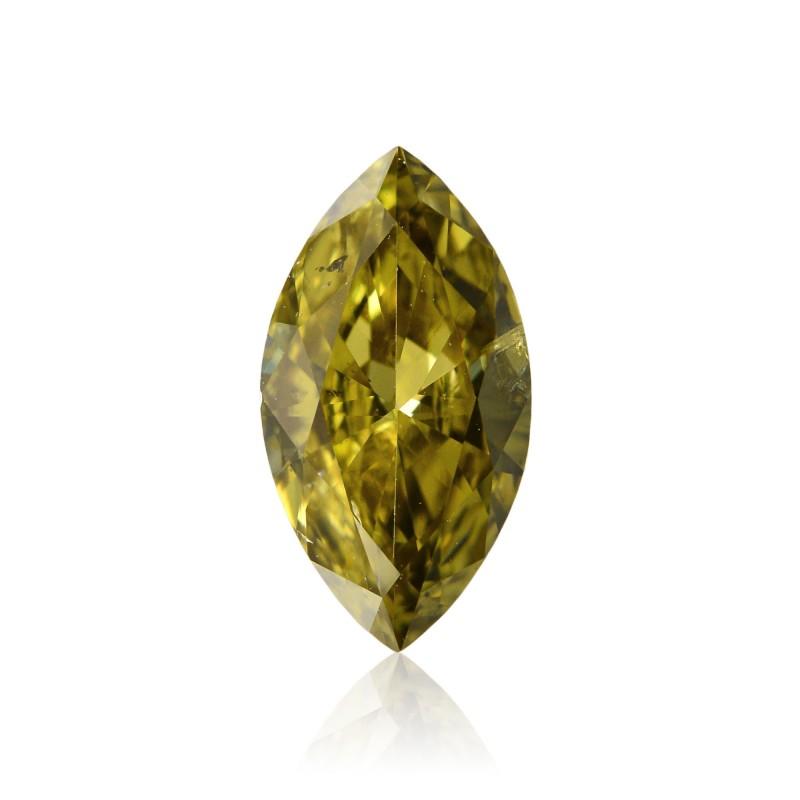 Yellow Marquise Diamond
