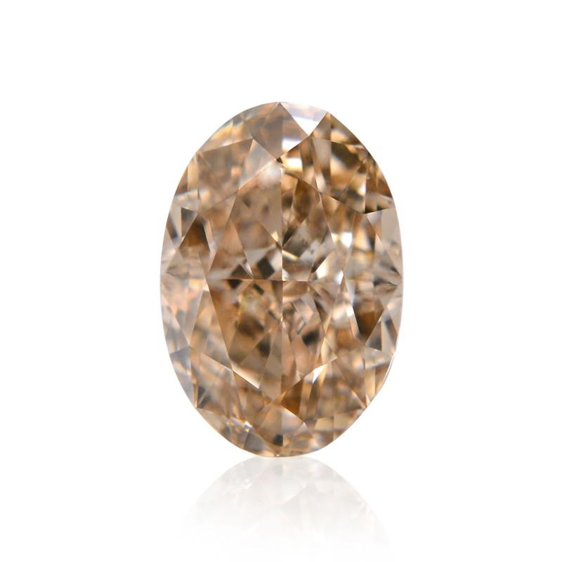 Champagne Oval Diamond