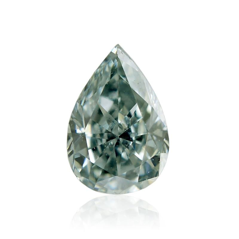 Green Pear Diamond