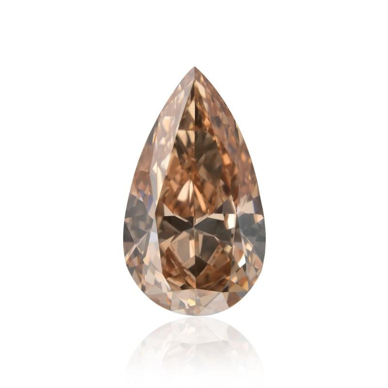 Fancy Brown Orange Diamond