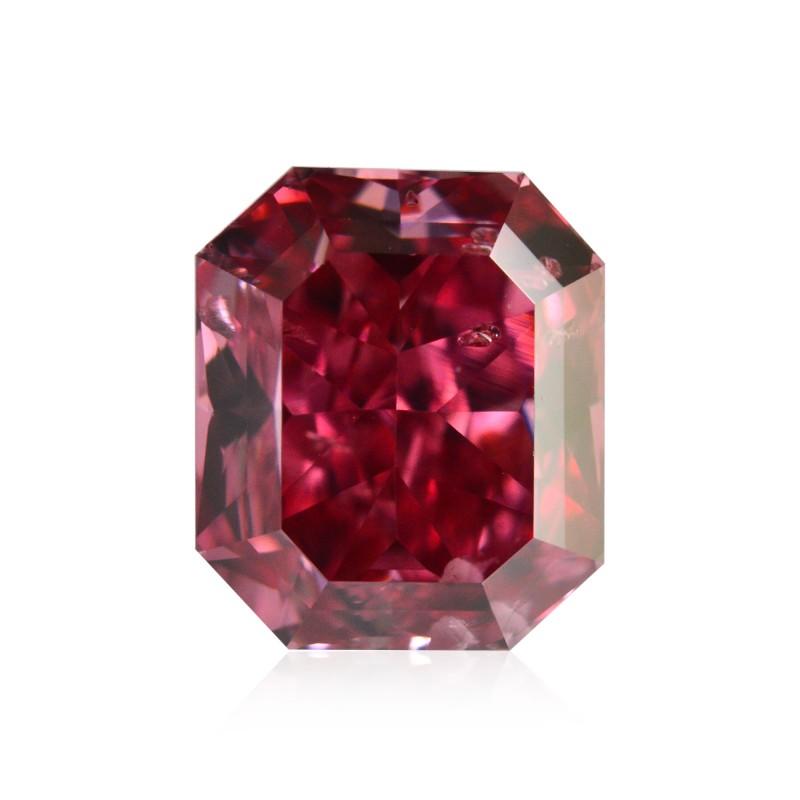 Red Radiant Diamond