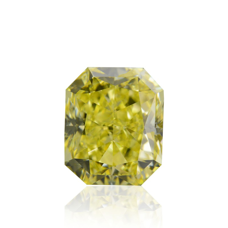 Yellow Radiant Diamond